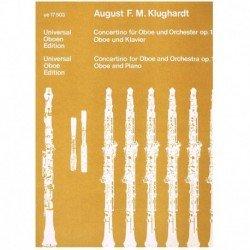 Klughardt, A Concertino...