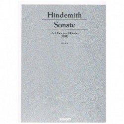 Hindemith, P Sonata (1938)...