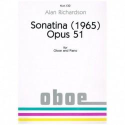 Richardson,  Sonatina Op.51...