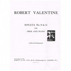 Valentine. Sonata Nº8 en...