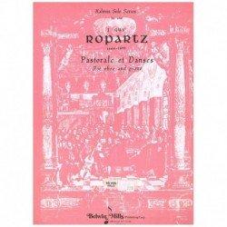 Ropartz, J.G Pastorale et...