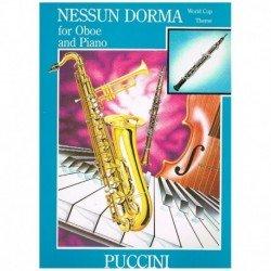 Puccini. Nessun Dorma (Oboe...