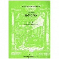 Reicha, Anto Aria para Oboe...