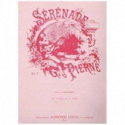 Pierne. Serenade (Oboe y...