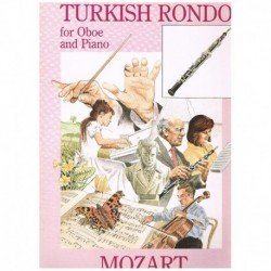 Turkish Rondo (Oboe y Piano)