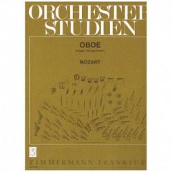 Estudios Orquestales (Oboe)