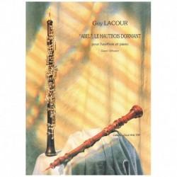 Lacour. Abel, El Oboe Durmiente (Oboe y Piano)