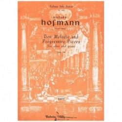 Hofmann. 10 Piezas...