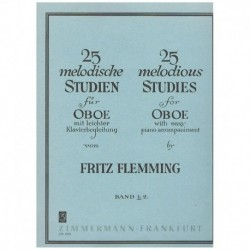 Flemming, Fr 25 Estudios...