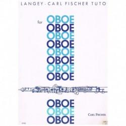 Langei. Carl Fischer Tutor for Oboe