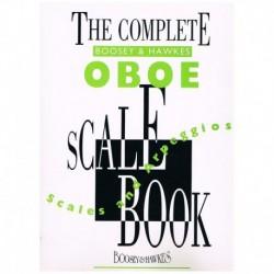 Varios.Complete Oboe Scales...