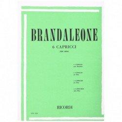 Brandaleone, 6 Caprichos...
