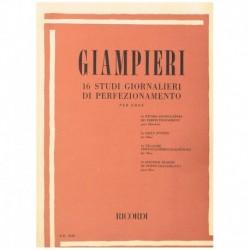 Giampieri. 16 Estudios...