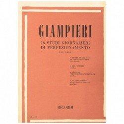 Giampieri, A 16 Estudios...