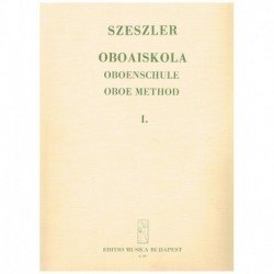 Szeszler. Metodo de Oboe Vol.1
