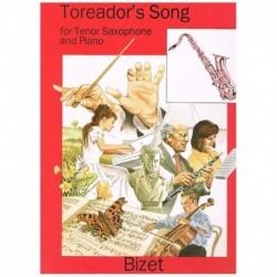Bizet. Toreador's Song...