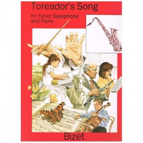 Bizet. Toreador's Song (Saxofon Tenor y Piano)