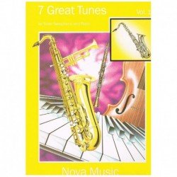 7 Great Tunes (Saxofon...