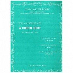 Dorsselaer. A Coeur Joie...