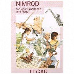 Elgar. Nimrod (Saxofon...