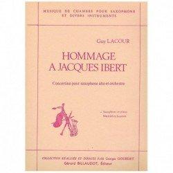 Lacour. Homenaje A Jacques...