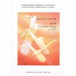 Damase, Jean Azur (Saxofon Alto y Piano)