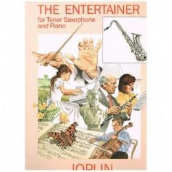 Joplin. The Entertainer...