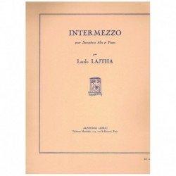 Lajtha. Intermezzo (Saxofon...