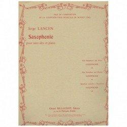 Lancen. Saxophonie (Saxofon...