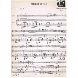 Sporck. Meditation (Saxofon Alto y Piano)