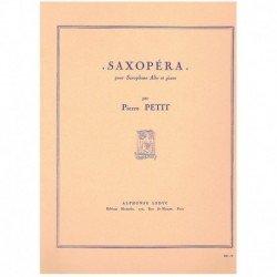 Petit, Pierr Saxopera...