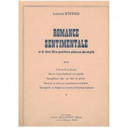 Niverd. Romance Sentimental...