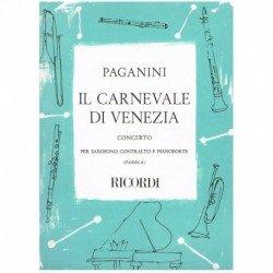Paganini. El Carnaval de...