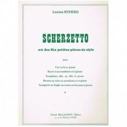Niverd, Luci Scherzo Nº6...