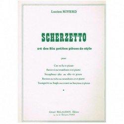 Niverd. Scherzo Nº6 (de 6...