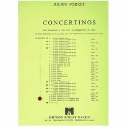 Porret, Juli Concertino...