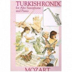 Mozart. Turkish Rondo...