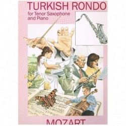 Mozart. Turkish Rondo...