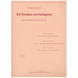 25 Estudios Artisticos...
