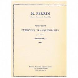 Perrin. 22 Estudios...