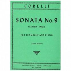 Corelli. Sonata Nº9 Op.5 La...