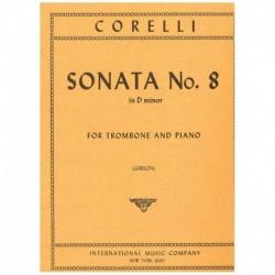 Corelli Sonata Nº8 Re menor...