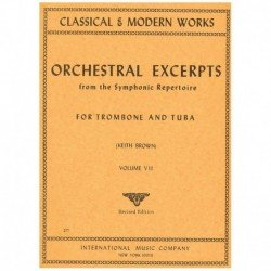 Orchestral Excerpts Vol.7...