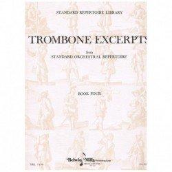 Varios. Trombone Excerpts...
