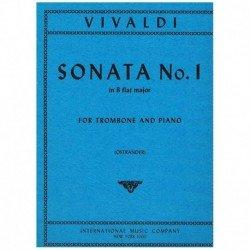Vivaldi. Sonata Nº1 Sib...