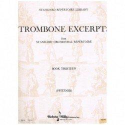 Pfitzner. Trombone Excerpts...