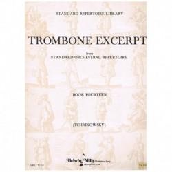 Trombone Excerpts Vol.14