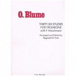Blume. 36 Estudios para...