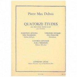 Dubois. 14 Estudios de...
