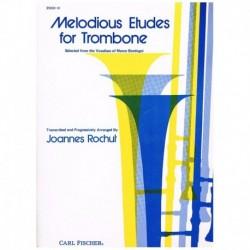 Rochut. Estudios Melodicos para Trombon Vol.3